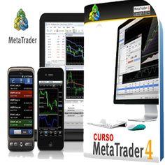 Aprende a utilizar el MetaTrader 4     Curso de MetaTrader 4 . Como utilizar este magnifico program...