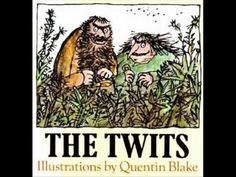 The Twits by Roald Dahl- Whole Group read aloud with literacy activities.