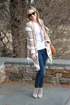 Blanket Wrap Cardigan