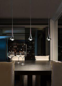 Rain by Studio Italia Design laluce Licht&Design Chur