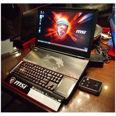 Notebook gamer MSI GT80 Titan - Pesquisa Google