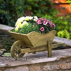 Woodland Wheelbarrow Planter 70cm Width on Sale   Fast Delivery…