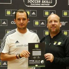 Balazs Varga(UEFA A licens Coach) with His new Youth Diplom.... BIG CONGRATS!