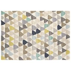 Buy Harlequin Lulu Pebble Rug from our Rugs range at John Lewis. Abstract Example, Dark Colors, Colours, Textiles, Triangle Pattern, Living Room Grey, Rug Cleaning, Grey Rugs, Rugs Online