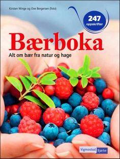 Bærboka alt om bær fra natur og hage av Kirsten Winge. Boka bugner av gode tips om safting, sylting og andre konserveringsmetoder. Den har også hele 247 oppskrifter på hvordan du lager velsmakende retter og drikker av bærene.