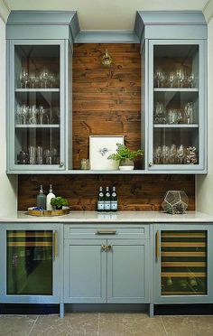 Uplifting Kitchen Remodeling Choosing Your New Kitchen Cabinets Ideas. Delightful Kitchen Remodeling Choosing Your New Kitchen Cabinets Ideas. New Kitchen, Kitchen Dining, Kitchen Decor, Dining Room With Bar, Dining Area, Kitchen Wet Bar, Living Room Bar, Dining Room Office, Cosy Kitchen
