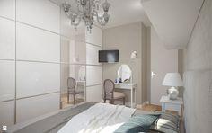 Sypialnia - połączenie klasyki z nowoczesnością