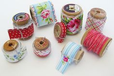 How to make your own paper tape, from @Cathe Holden....great tutorial!