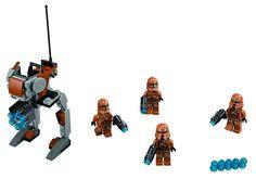 LEGO Star Wars - Geonosis Troopers (75089), jucarii LEGO ieftine de Craciun