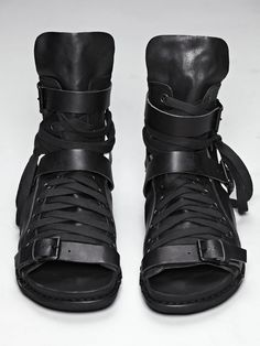 Ann Demeulemeester lace up shoes