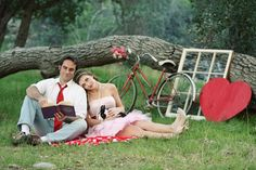 Red has never been one of my favorite colors, but when done right it can be so fun. That is why I love this styled shoot, which I think can be great inspiration for an engagement session, a dinner party, or a fun casual wedding. This shoot is one part vintage, one part Alice in …