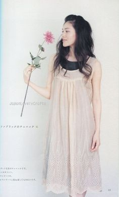 Daily Natural Clothes  Japanese Sewing by JapanLovelyCrafts, $24.80