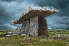 Poulnabrone Dolmen, Co. Clare, Ireland