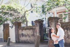 Charleston Weddings - Sea Star Arts Photography - Holy City Engagement