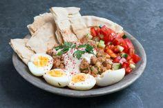 Egyptian Breakfast Recipe: Ful Medames