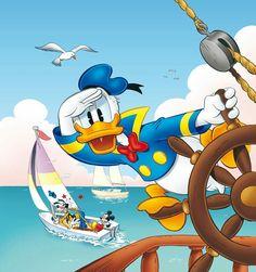 57 Trendy Funny Disney World Pictures Donald Duck Walt Disney, Disney Duck, Disney Mickey, Disney Art, Disney Family, Disney Cruise, Retro Disney, Cute Disney, Funny Disney