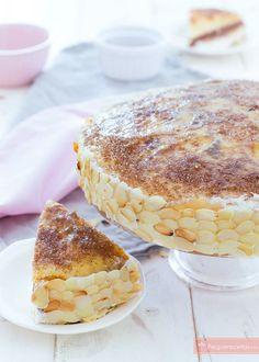 Receta paso a paso de la tarta San Marcos. Cómo hacer la tarta San Marcos, una receta tradicional de la repostería. Trucos y consejos para hacer una tarta San Marcos fácil.