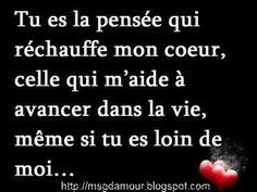Poème d'amour - phrase d'amour: citation et proverbe en image