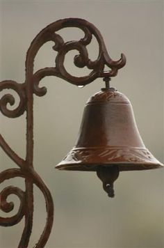 bunnycottage.quenalbertini: Cottage Bell