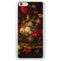 Vintage elegant floral vase incipio feather shine iPhone 6 plus case Check out our chic Silver iPhone 6/6s Plus Cases collection to see  more luxury iPhone 6 Plus Case, iPhone 6s Plus Case products with the design from silver, silver glitter, silver Sparkling for her, for lady, for woman, for him, for men, for women, for family, for silver lovers. Select an device type option: Apple iPhone 7, Apple iPhone 7 Plus, iPhone 6/6s, iPhone 6/6s Plus, iPhone SE   iPhone 5/5S, iPhone 5C, iPhone 4…
