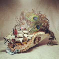 ʂŧɘąɱ ~ Steampunk & Victoriana ~ Steampunk Pirate Hat