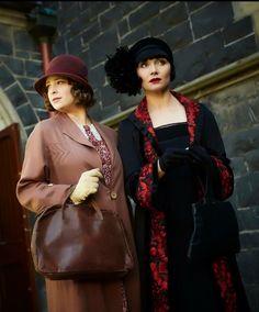 Miss Fisher's Murder Mysteries ~ Season 3 Episode 3 - Murder and Mozzarella