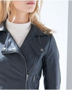 Black Pula Jacket