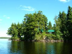 Ontario cottage country.... I need to get up there soon! I miss the water!