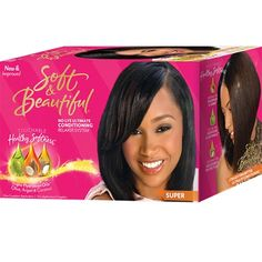 Soft & Beautiful Ultimate Conditioning Relaxer Super - 1 Application $6.29   Visit www.BarberSalon.com One stop shopping for Professional Barber Supplies, Salon Supplies, Hair & Wigs, Professional Product. GUARANTEE LOW PRICES!!! #barbersupply #barbersupplies #salonsupply #salonsupplies #beautysupply #beautysupplies #barber #salon #hair #wig #deals #sales #SoftBeautiful #Ultimate #Conditioning #Relaxer #Super