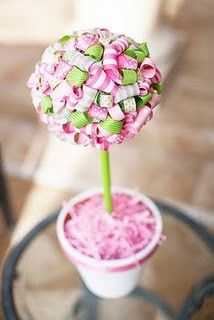 baby shower or idea for centerpiece