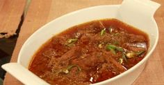 Chef Zakir's Cooking: Hyderabadi Qorma recipe