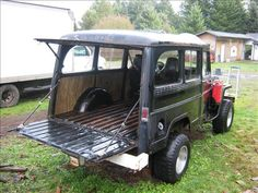 willys wagon for sale | 1956 Willys Jeep Wagon $4,000 Add to Your List
