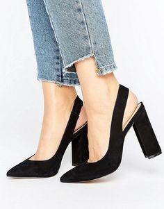 reputable site dbaeb dc753 ALDO - Looker - Chaussures à bride arrière et talons carrés