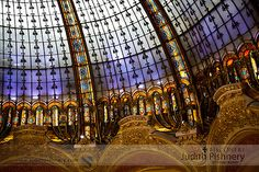 Galleries Lafayette - Paris by Judith Pishnery Photographer, atlanta, georgia, food photography, travel, architecture, interiors, editorial, advertising, corporate