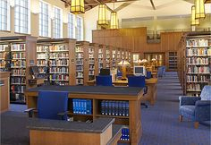 public library interior - Google Search