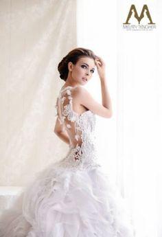Melaty Tengker at www.bridestory.com #wedding #weddingideas #weddinginspiration #thebridestory #weddingdress