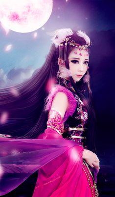[Cosplay] Hoa Thiên Cốt | Yêu Thần cn Minh Sương Tương | Kim Linh động phủ