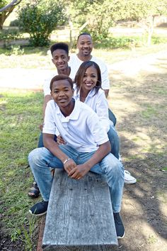 Team Stern Family Portrait