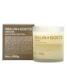MALIN+GOETZ Vetiver Candle / Yara's Essentials