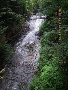 Bridal Veil Falls - Cuyahoga Valley National Park, OH
