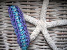 Twistzy Wistzy Rainbow Loom Bracelet