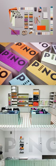 Pino identity by Bond Curated by: Transition Marketing Services | Okanagan Small Business Marketing & Branding Solutions. http://www.transitionmarketing.ca