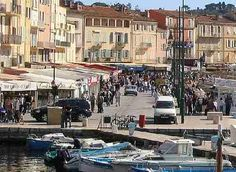 St. Tropez, France - where the high rollers roll!