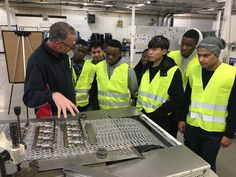Engineering trip to UniPart Engineering, University, Technology, Community College, Colleges