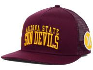 Buy Hurley NCAA Team Block Party Trucker Adjustable Hats and other Arizona State Sun Devils Hurley products at SparkysStadiumShop.com