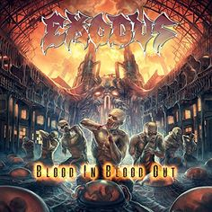 "The veteran San Francisco Bay Area thrash metal legends' tenth studio album is also their first long-layer to feature the singing/screaming talents of Steve ""Zetro"" Souza since 2004's Tempo of the Dam"