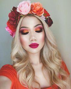 Creative Makeup Looks DIY Makeup ideas Makeup tutorial Makeup tips makeup & beauty makeup, nails, hair, skincare and fashion Homecoming Makeup, Prom Makeup, Cute Makeup, Gorgeous Makeup, Glamorous Makeup, Amazing Makeup, Glitter Makeup, Makeup Trends, Makeup Inspo