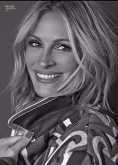 "Julia Roberts in ""In Style US"", September 2014."