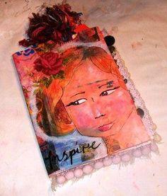 Jennibellie Studio: For the Love of Acrylic Inks