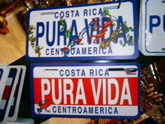 ¡Pura Vida Costa Rica!